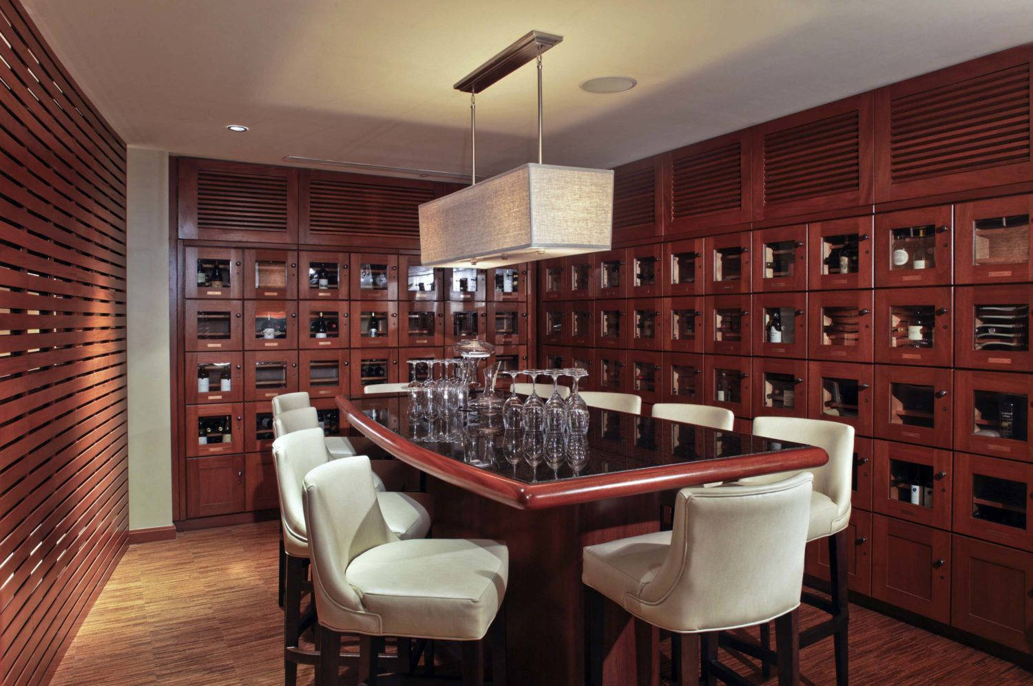 hire private sommelier to handle your wine cellar