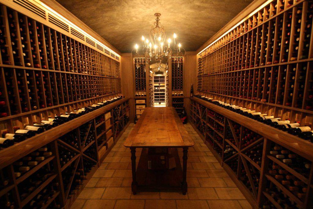 Iron Gate Wine Cellar