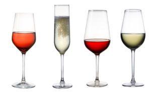 perfect wine glass