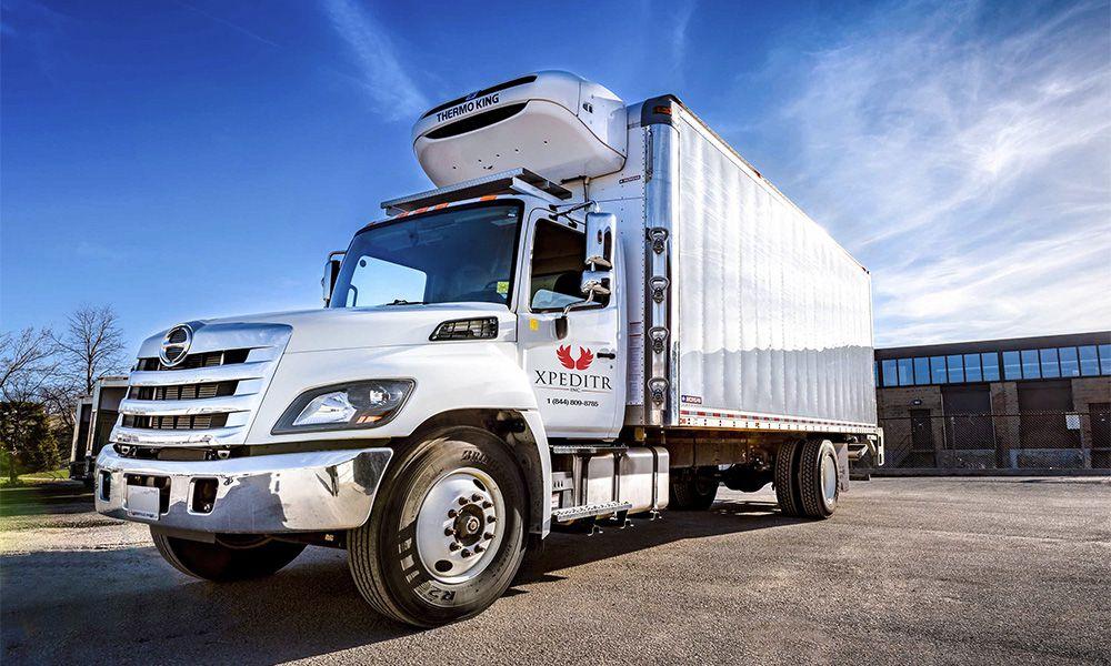 Xpeditr Reefer Truck