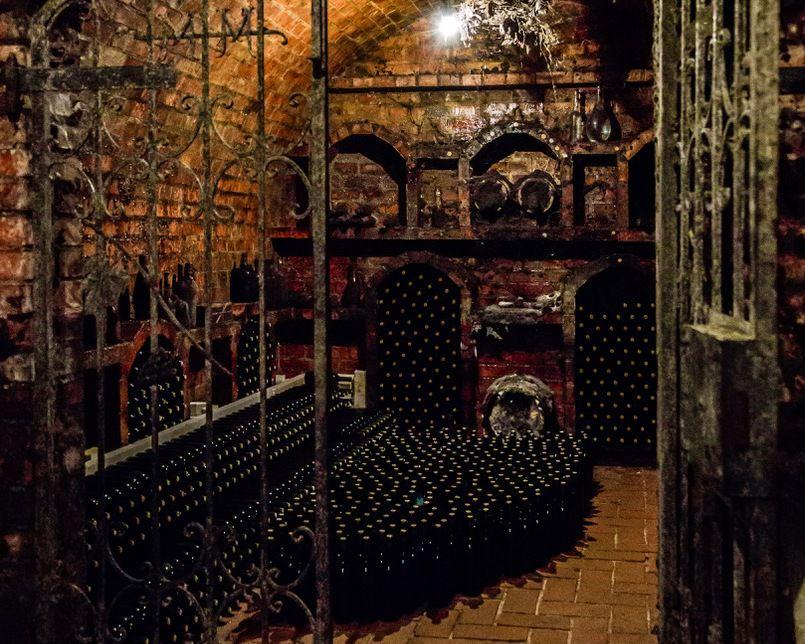 Wine Emergency Storage