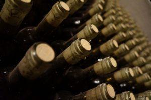 secure wine storage